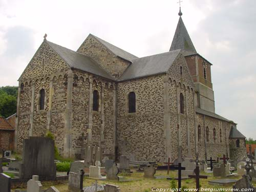 Eglise Saint-Hilaire BIERBEEK photo
