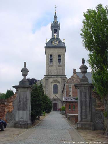 Abbeychurch of the Parc HEVERLEE / LEUVEN picture e