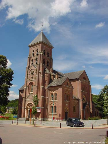Saint-Quiten's church (in Linden) LUBBEEK picture