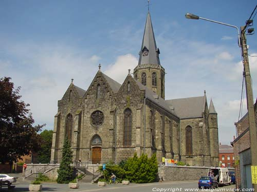 Saint Nicolas Church LE ROEULX picture