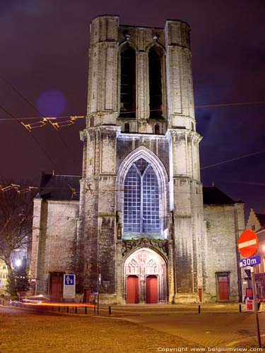 Saint-Michael's church GHENT picture