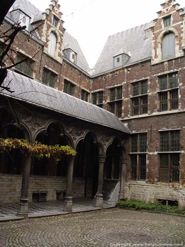 Old Exchange - the Rhine ANTWERP 1 / ANTWERP picture