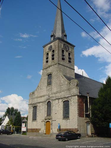 Église de Wakkerzeel HAACHT photo