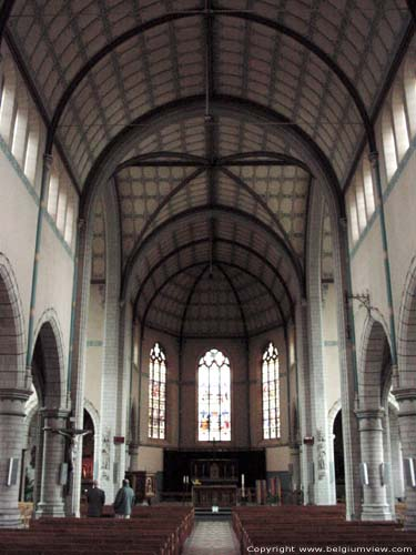 Our Ladies' church in Kortenberg KORTENBERG picture