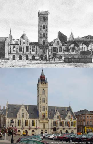 Beffroi DENDERMONDE / TERMONDE photo
