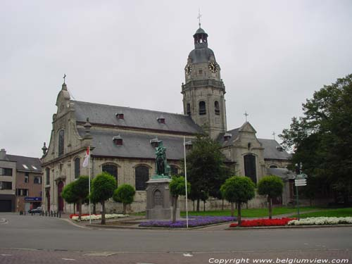 Our Ladieschurch of Rupelmonde KRUIBEKE picture