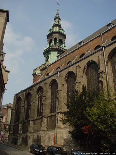 Saint Elisabeth's church MONS picture