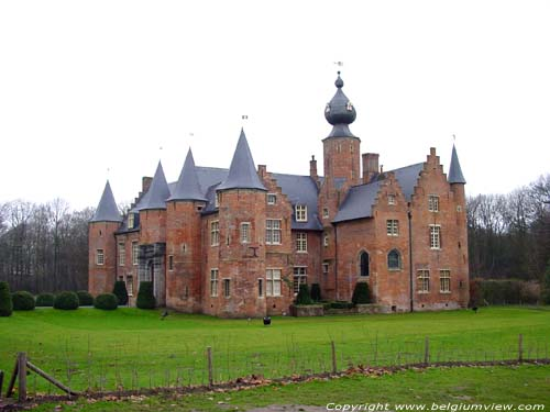 Rumbeke Castle ROESELARE picture