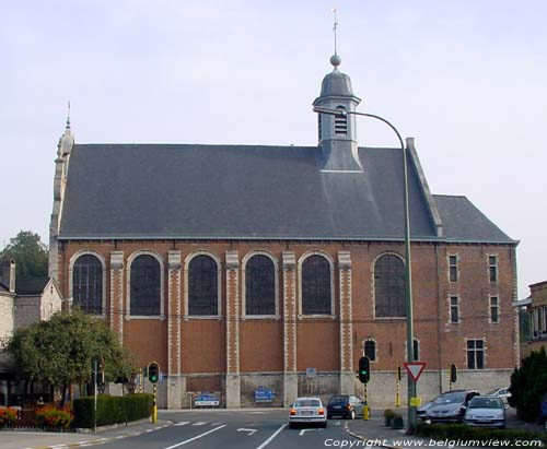 Our Ladies' church OVERIJSE picture
