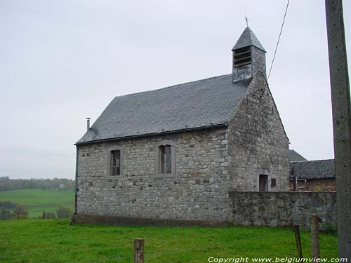 Chapelle Sainte-Maure VISE photo
