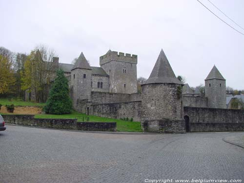 Feodal Castle THY-LE-CHATEAU / WALCOURT picture