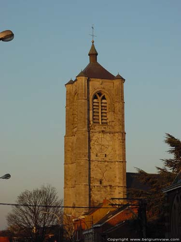 Eglise BRAINE-LE-COMTE photo