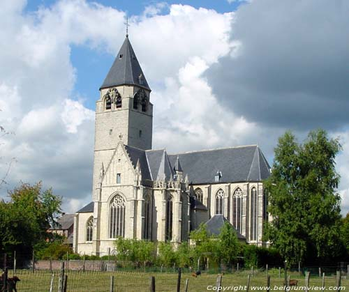 Saint-Lambert's church (in kessel) NIJLEN picture