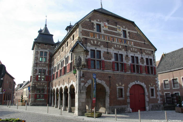 City Hall (Count house) BORGLOON picture