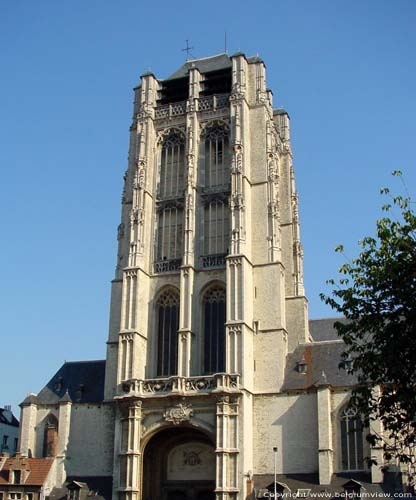 Eglise Saint-Jacques ANVERS 1 / ANVERS photo