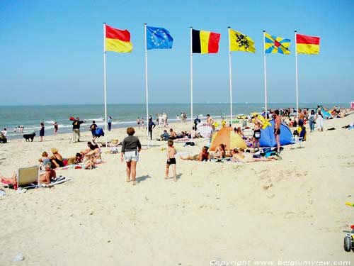 Beach OOSTENDE picture