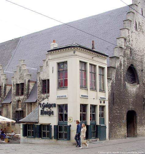 Gallows house GHENT picture
