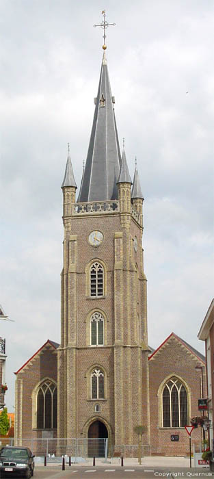 St James the Greater church (in Gits) HOOGLEDE picture