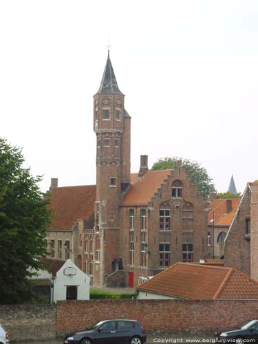 Guildhall of the bowmen BRUGES picture