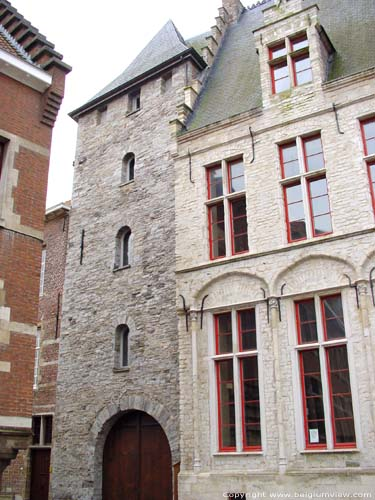 Tour Boudewijn OUDENAARDE / AUDENARDE photo