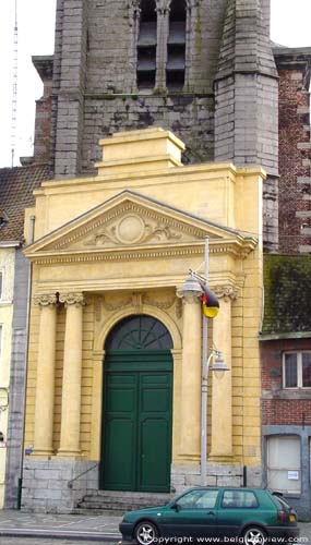 Église Sainte Marguerite TOURNAI photo