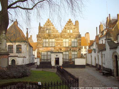 Beguinage KORTRIJK picture