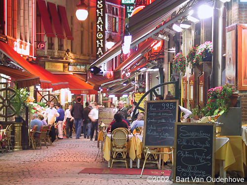 Rue des Bouchers / Butcher street BRUSSELS-CITY / BRUSSELS picture