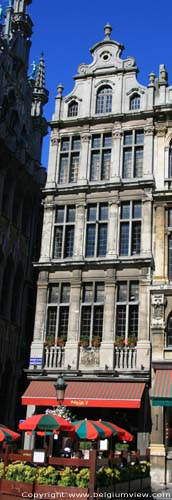 The Ammanskamerke (small Ammans room) BRUSSELS-CITY / BRUSSELS picture