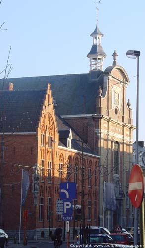 Augustines' chruch ROESELARE picture