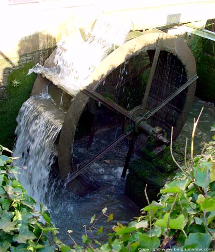 Watermill in Balegem OOSTERZELE picture