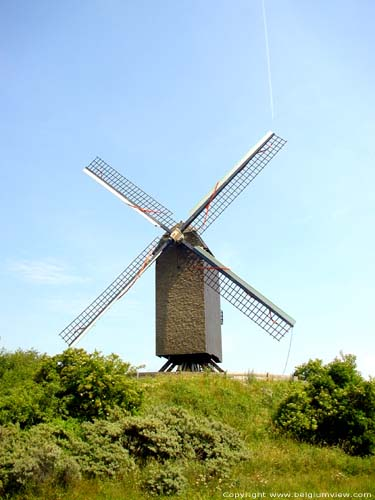 Sud moulin des Dunes - Sud moulin de l'abbaye KOKSIJDE photo