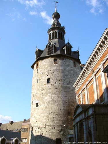 Belfort of Sint-Jacobtoren NAMUR / NAMEN foto