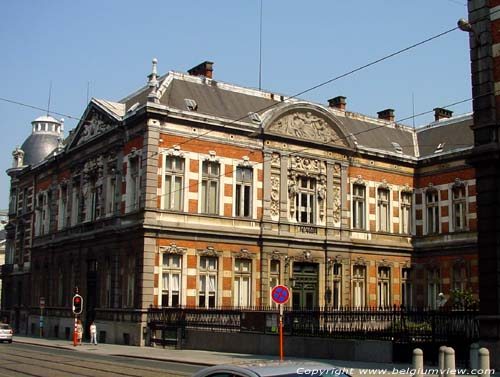 Royal musical conservatorium BRUSSELS-CITY / BRUSSELS picture