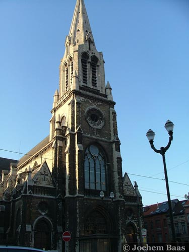 �glise Saint-Servais SCHAERBEEK photo