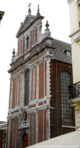 Franciscan's chruch SINT-TRUIDEN picture