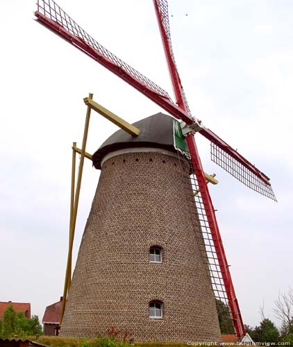 Moulin de Zorgvliet KINROOI photo