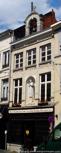 The Golden Moon - Saint-John Berchmans' birthhouse DIEST picture