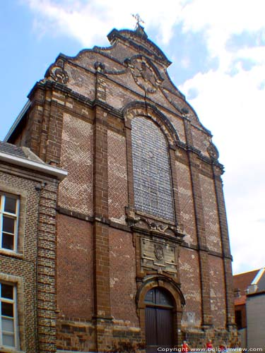 Saint Barbara's church DIEST picture