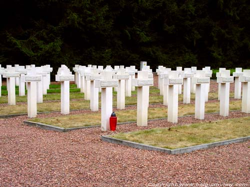 Polish Military cemetery LOMMEL picture