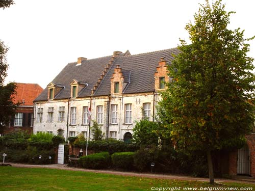 Beguinage Saint-Alexus DENDERMONDE / TERMONDE photo