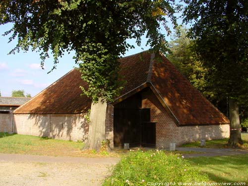 Old barn Gierle LILLE picture