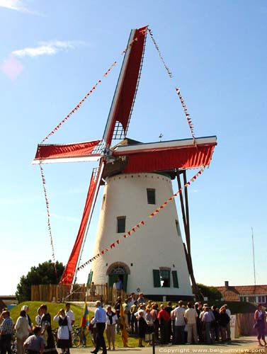 Moulin Blanc de Roxem OUDENBURG photo
