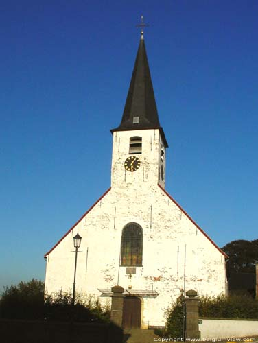 Saint-Cornelius' church HOREBEKE picture
