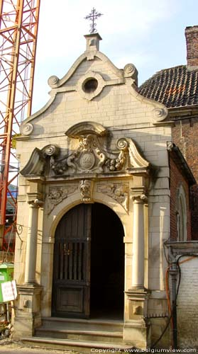 Beguinage Notre-Dame de Hoye (Petit Beguinage) GAND photo