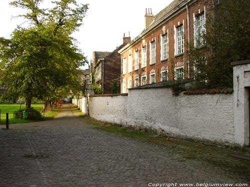 Our-Lady of Hoye beguinage (Small Beguinage) GHENT picture