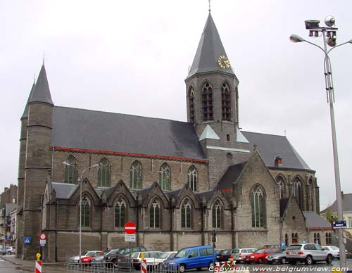 Our-Ladieschurch DEINZE / BELGIUM