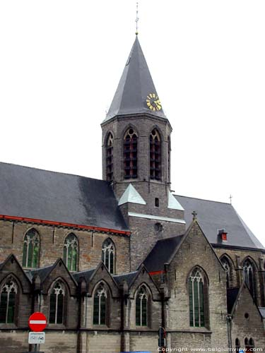 Our-Ladieschurch DEINZE picture