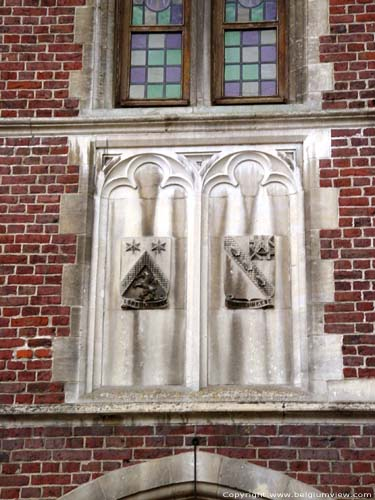 Beffroi et hall TIELT photo