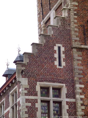 Belfry and hall TIELT picture