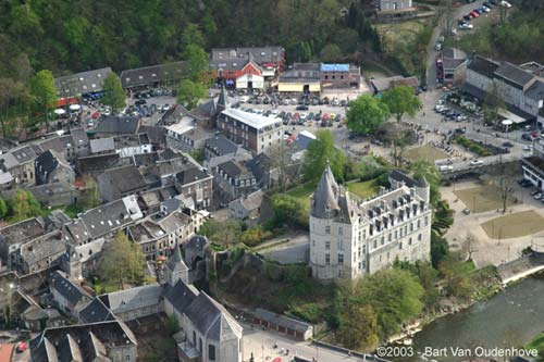 Air picture DURBUY picture